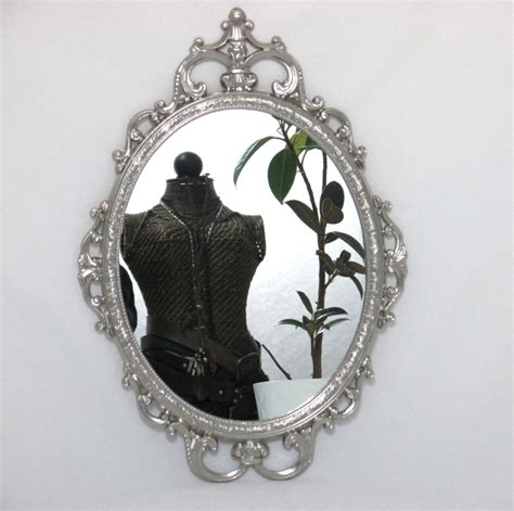 deko spiegel silber wandspiegel metallrahmen deko spiegel silber spiegel