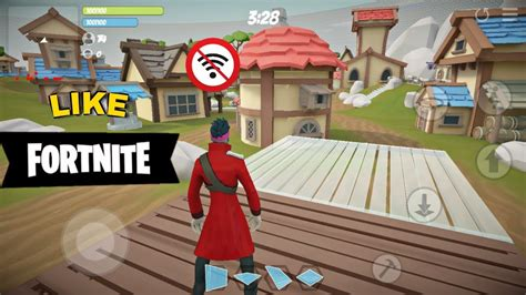 game  fortnite offline trainerio android gameplay