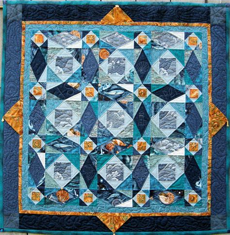 at sea quilt pieced and quilted cape cod curiosities