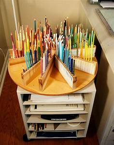 How to Organize Your Colored Pencil Collection - Cleverpedia