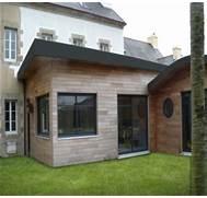 prix d 39 une extension de maison avec toit plat habitatpresto - Prix D Une Extension De Maison De 20m2