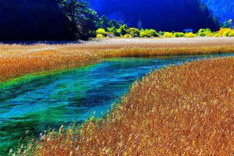 tourist guide  jiuzhaigou national park xcitefunnet