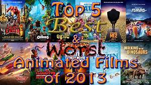 Top 5 Best U0026 Worst Animated Films Of 2019 Youtube