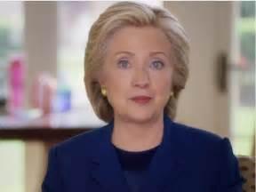 Hillary Clinton Face