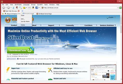 Slimboat Web Browser by Sbtsetup X86 Exe Free Slimboat Web Browser For