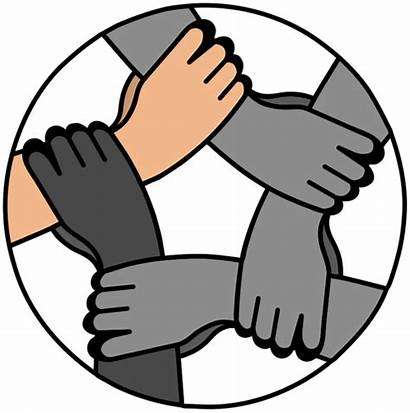 Hands United Clipart Hand Stand Foot Transparent