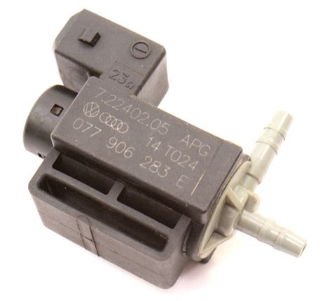 vacuum change  valve audi   vw phaeton touareg