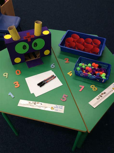 Alien Adding Machine )  Preschool Activities  Pinterest  Math, Math Activities And Eyfs