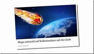 Ein Mega-Asteroid rast auf die Erde zu! – Oder doch nicht ...
