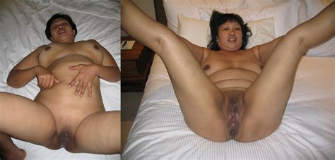 Pembantu Spread Legs Then And Now  In Gallery Mature Asian Nude Over The Years Picture 13