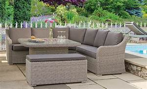 kettler casual dining product range toad hall garden With katzennetz balkon mit rattan corner sofa garden furniture