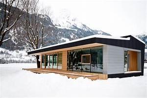 Haus Anbau Modul : modulhaus ferienhaus wibmer ~ Sanjose-hotels-ca.com Haus und Dekorationen