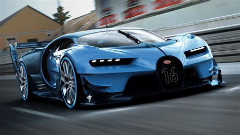 Cars Wallpaper Hd : 2015 Bugatti Vision Gran Turismo