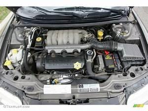 2000 Chrysler Sebring Jxi Convertible 2 5 Liter Sohc 24