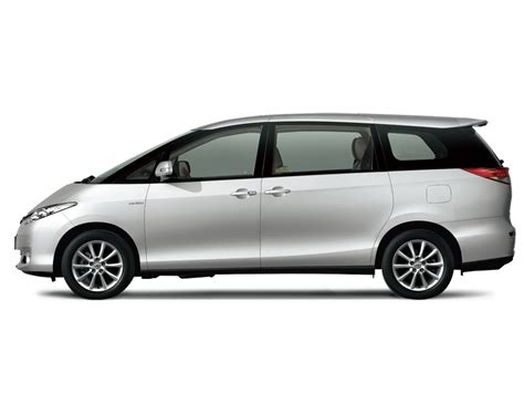 toyota previa  gl launching   malaysia  rmk