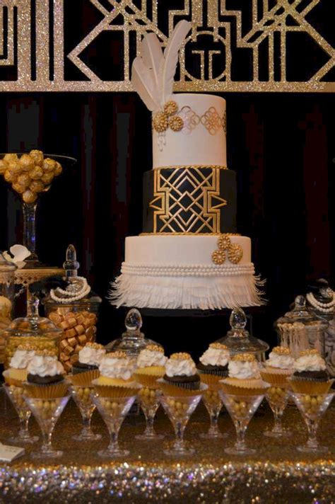 great gatsby theme party ideas  oosile