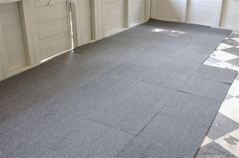 flor carpet tiles patio update installing flor carpet tiles simply organized