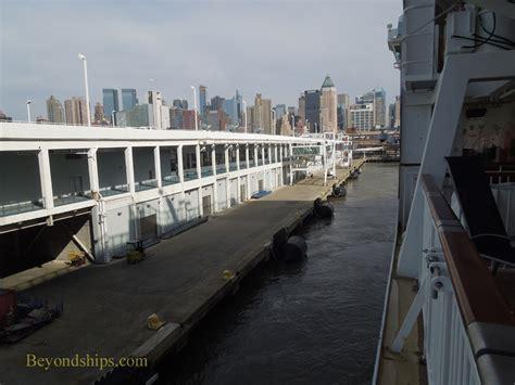 New york city cruise ship terminal