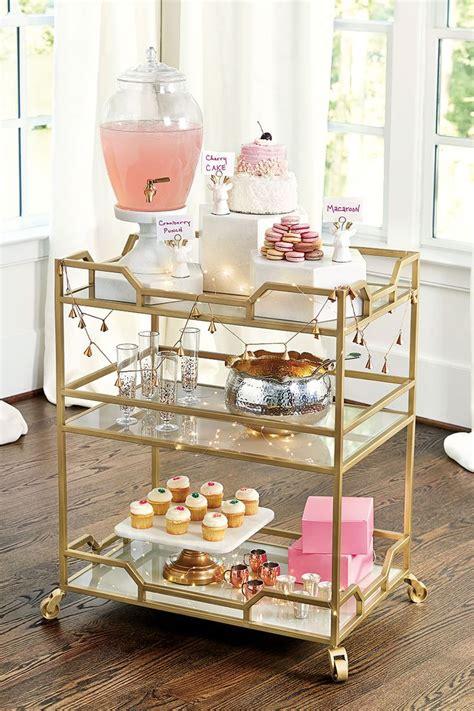 Best 25  Tea cart ideas only on Pinterest   Gold bar cart, Tea trolley and Bar carts
