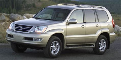 all car manuals free 2006 lexus gx windshield wipe control 2007 lexus gx 470 page 1 review the car connection