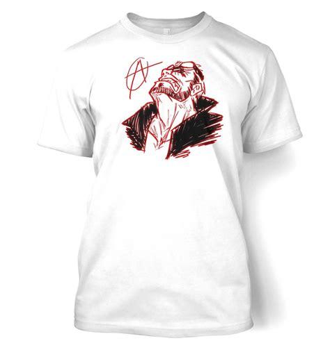 Jack Reigns t-shirt - Somethinggeeky