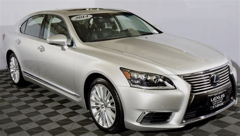 2014 Lexus Ls 460 For Sale Used Cars On Buysellsearch