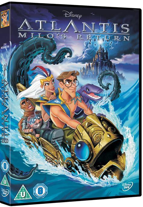 Atlantis 2 - Milo's Return | DVD | Free shipping over £20 ...