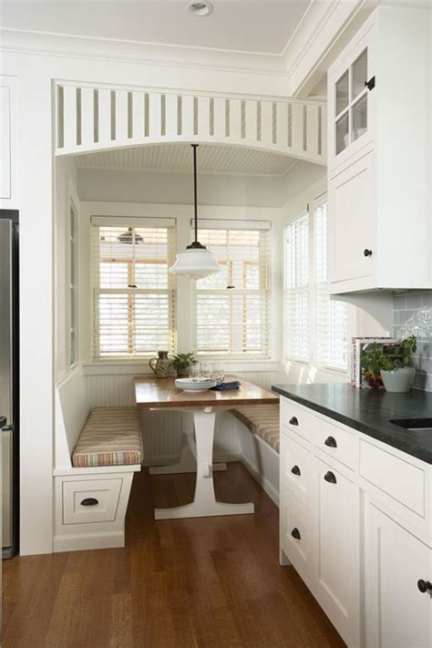 Kitchen Corner Seating 50 Charming Interior Ideas