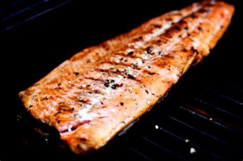 bbq salmon simply grilled wild salmon recipe