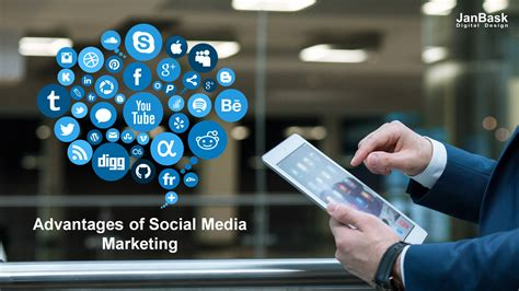 Best Picked Advantages of Social Media Marketing That You