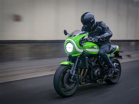 quick spin kawasaki zrs cafe australian motorcycle news