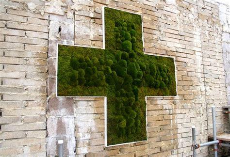Pflanzen An Der Wand Selber Machen by Deko Moos Selber Machen 18 Au 223 Ergew 246 Hnliche Diy Ideen Mit