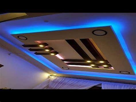 gypsum ceiling designs  royal decor youtube