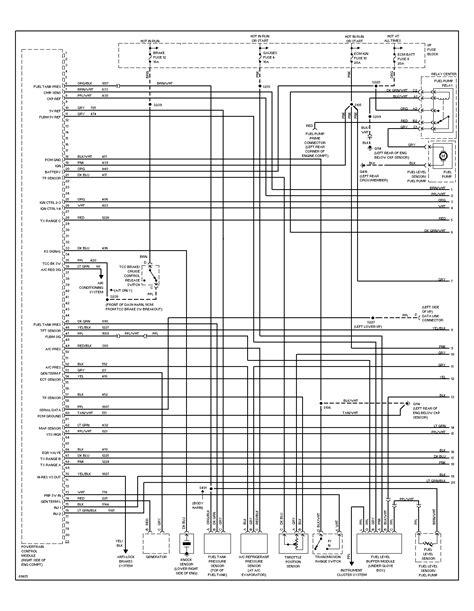 Chevy Fuel Pump Wiring Diagram Database