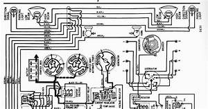 Proa  1956 Plymouth V8 All Models Wiring Diagram