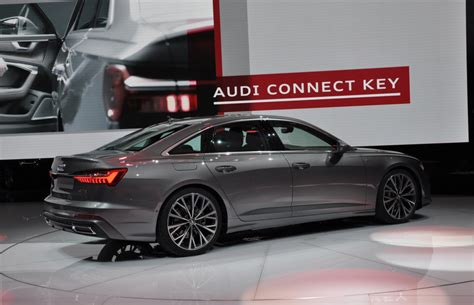 Audi A6 2019 by The 2019 Audi A6 Raises The Bar For Luxury Car Tech Driving