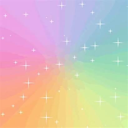 Pastel Backgrounds Background Sparkling Bright Photobucket Rainbow
