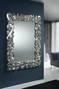 Miroir Baroque Noir : miroir baroque maison du monde digpres ~ Teatrodelosmanantiales.com Idées de Décoration