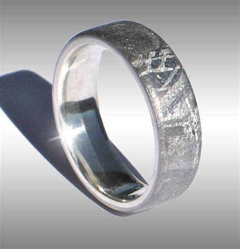 meteorite wedding ring finest quality seamless meteorite rings meteorite bands meteorite engagement rings and