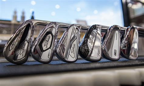 titleist unveils  irons  quicken loans national