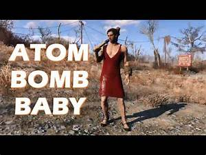 "Fallout 4 ""Atom Bomb Baby"" Musical Gameplay Trailer E3 ..."
