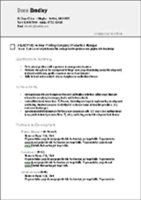 How To Say It On Your Resume Brad Karsh by Amazing Cv Templates That Impress