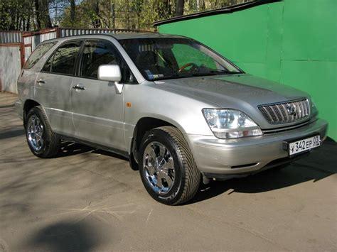 lexus car 2001 2001 lexus rx300 wallpapers 3 0l gasoline automatic