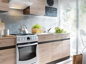 Sonoma Eiche Küche : k chenzeile hier g nstig kaufen bs moebel ~ Eleganceandgraceweddings.com Haus und Dekorationen