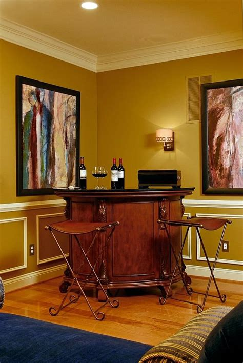 Small Home Corner Bar by Affordable Home Bar Designs And Ideas
