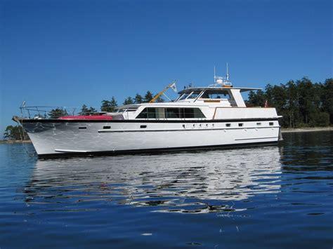 Boat Brokers Bellingham Wa by 1967 Matthews 53 Power Boat For Sale Www Yachtworld