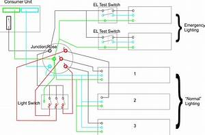 Unique Garage Lighting Wiring Diagram Uk  Diagram