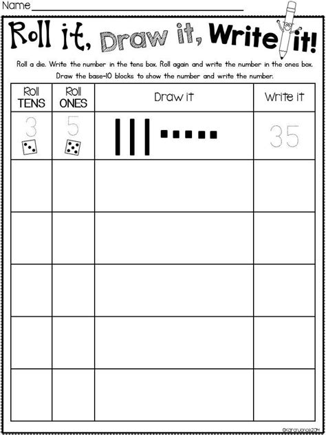 the ultimate printable math pack kindergarten math and