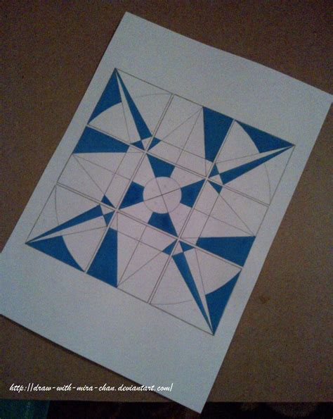 Abstract Drawing Using Shapes by Geometric Shapes Drawing At Getdrawings Free For