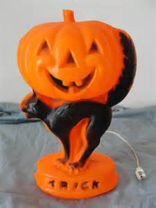 Halloween Blow Up Decorations by Vintage Halloween Decoration Blow Mold General Foam Plastics